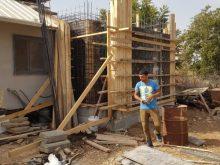 בניית ממד בבית פרטי