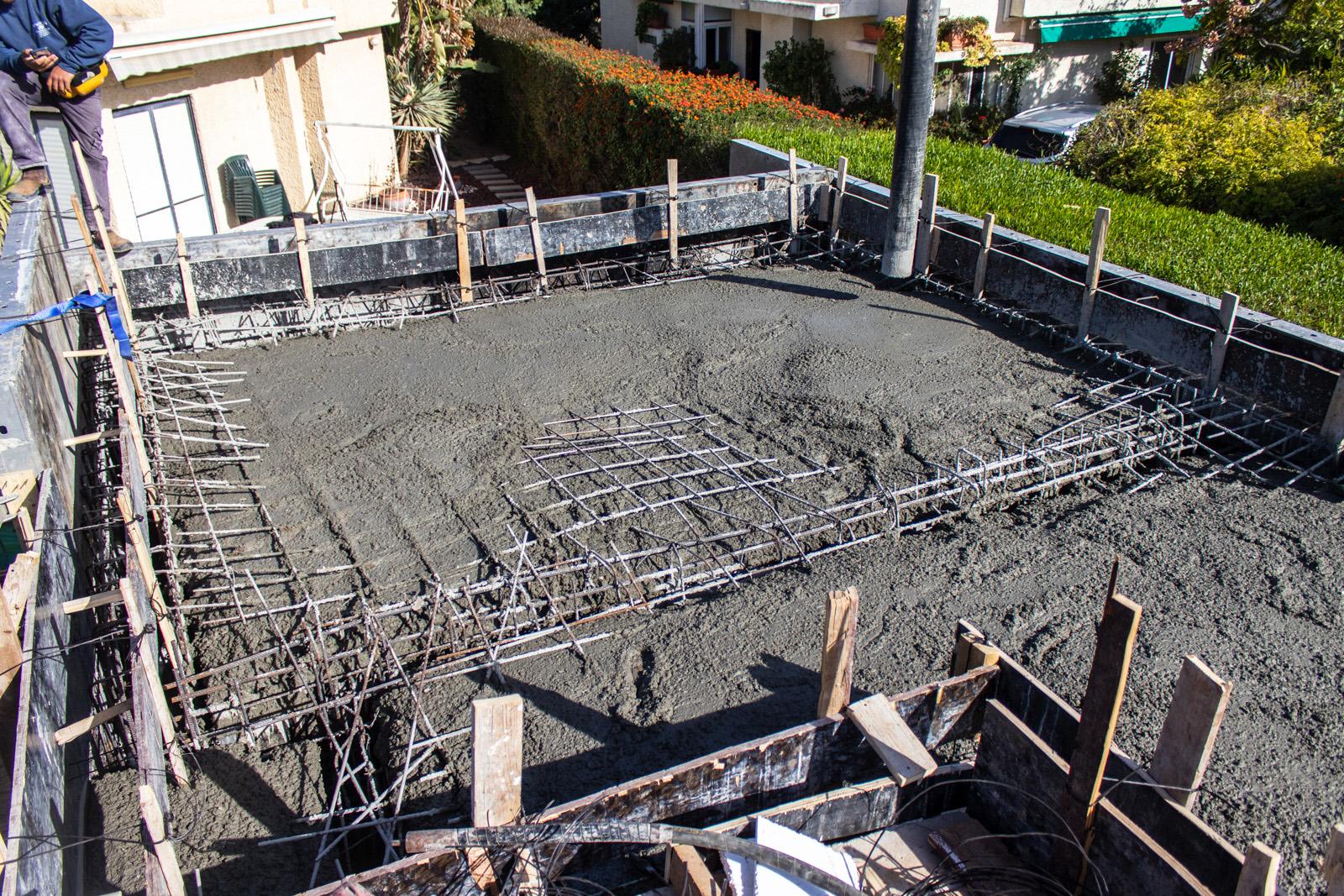 צילום מהאתר בנייה